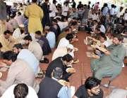لاہور: پروفیسر اینڈ لیکچررز ایسوسی ایشن کے زیر اہتمام اپنے مطالبات ..