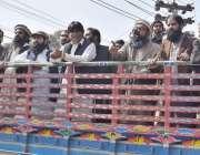 لاہور: ملی رکشہ یونین کے زیر اہتمام پریس کلب کے باہر احتجاجی مظاہرے ..