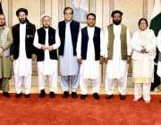 اسلام آباد: سینیٹ میں قائد ایوان ، سینیٹر سید شبلی فراز اور ایوان بالا ..