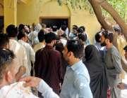 راولپنڈی: یکم جولائی سے پراپرٹی ٹیکس لگنے کے باعث شہری بڑی تعداد میں ..