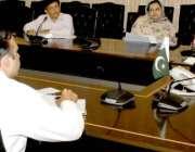 راولپنڈی: ایڈیشنل ڈپٹی کمشنر ہیڈ کوارٹرصائمہ یونس محکمہ بہبود آبادی ..