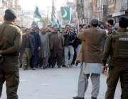 راولپنڈی: جامعہ رضوریہ ضیاء العلوم کی طرف سے پاک فوج سے اظہار یکجہتی ..