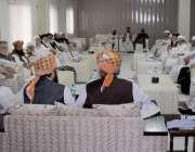 اسلام آباد: مولانافضل الرحمن جمعیت علماءاسلام پاکستان کی مرکزی مجلس ..