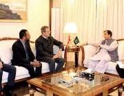 اسلام آباد: سپیکر پنجاب اسمبلی چودھری پرویزالہی سے سوئس کنفیڈریشن ..