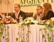 """بھوربن: وزیر خارجہ شاہ محمود قریشی افغانستان میں قیام امن کے لیے """"لاہور .."""