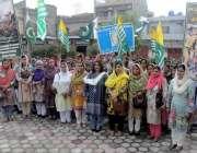 راولپنڈی: گورنمنٹ ڈگری کالج ڈھوک رتہ میں پرنسپل کنیز فاطمہ کی قیادت ..