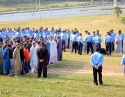 اسلام آباد: آزادی مارچ کے دوران ہونے والے کسی بھی ناخوشگوار واقعے کو ..
