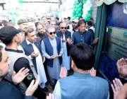 اسلام آباد:وزیر اعظم عمران خان 24/7 طورخم بارڈر کراسنگ کا افتتاح کرنے ..
