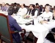 لاہور: وزیر اعلیٰ پنجاب سردار عثمان بزدار صوبے میں پرائس کنٹرول کے ..