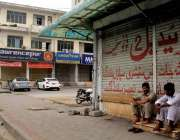 اسلام آباد: تاجر برادری کی ہڑتال کی کال کے باعث میلوڈی مارکیٹ بند پڑی ..