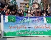راولپنڈی: جامعہ رضویہ ضیاء العلوم کی طرف سے پاک فوج سے اظہار یکجہتی ..