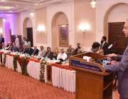 اسلام آباد: وزیر اعظم کے معاون خصوصی برائے کامرس، ٹیکسٹائل ، انڈسٹری ..