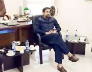لاہور: صوبائی وزیر کالونیز فیاض الحسن چوہان پنجاب پرائیویٹائزیشن بورڈ ..