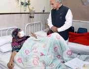اسلام آباد: وزیر اعظم کے معاون خصوصی برائے ہیلتھ سروسز ڈاکٹر ظفر مرزا ..