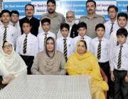 راولپنڈی: نیشنل موٹر وے اینڈ ہائی وے پولیس کے انسپکٹر ملک فاروق، انسپکٹر ..
