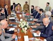 اسلام آباد: وزیر اعظم عمران خان سے سرمایہ کاروں اور کاروباری برادری ..