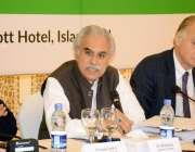 اسلام آباد: معاون خصوصی برائے صحت ڈاکٹر ظفر مرزا پاکستان میں پولیو ..