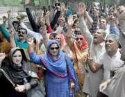 لاہور: پنجاب اسمبلی میں قائد حزب اختلاف حمزہ شہبام کی احتساب عدالت ..