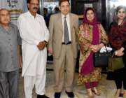 کراچی: ایف پی سی سی آئی کی سابق نائب صدر شبنم کی ظفر کی فیڈریشن ہاؤس ..