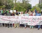 لاہور: ٹی ایم جی فاؤنڈیشن کے زیر اہتمام منڈی فیض آباد کے رہائشی پریس ..