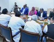 اسلام آباد: وزیر اعظم عمران خان سے حیدر آباد، لاڑکانہ، سکھر اور میر ..