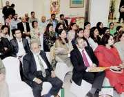 لاہور: صوبائی وزیر پاپولیشن ویلفیئر کرنل (ر) ہاشم ڈوگر پاکستان ڈیموگرافک ..