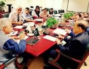 اسلام آباد: وزیر اعظم کے معاون خصوصی برائے نیشنل ہیلتھ سروسز ، ریگولیشنز ..