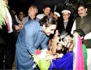 اسکردو :چئیرمین پاکستان پیپلز پارٹی بلاول بھٹو زرداری کو روندو آمد ..