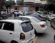 راولپنڈی: ہولی فیملی ہسپتال میں مناسب سہولیات نہ ہونے کے باعث ڈاکٹرز ..