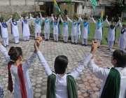 راولپنڈی: گورنمنٹ ڈگری کا لج ڈھوک رتہ میں پرنسپل کنیز فاطمہ کی قیادت ..