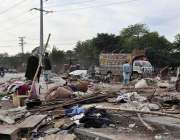 اسلام آباد: وفاقی دارالحکومت میں انسداد تجاوزات مہم کے دوران سی ڈی ..