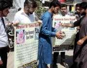 حیدر آباد: سانگھڑ کی رہائشی یمنیٰ مبارک کے علاج کے سلسلے میں طلباء مخیر ..