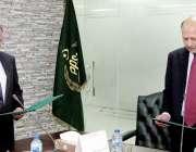 لاہور: چیئرمین پنجاب پبلک سروس کمیشن لیفٹیننٹ جنرل مقصود احمد تعینات ..