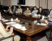 راولپنڈی: کمشنر راولپنڈی ڈویژن کیپٹن (ر) ثاقب ظفر نالہ لئی ایکسپریس ..