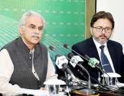اسلام آباد: وزیر اعظم عمران خان کے معاون خصوصی برائے صحت ڈاکٹر ظفر مرزا ..