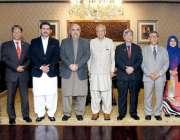 اسلام آباد: پاکستان میں ہالینڈ کے سفیر مسٹر ووٹر پلمپ نے وفاقی وزیر ..