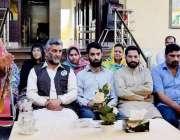 مظفر آباد: المصطفیٰ ویلفیئر سوسائٹی کے دو روزہ فری آئی کیمپ کی اختتامی ..