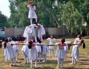 سرگودھا: گورنمنٹ گرلز جامع ہائی اسکول میں پنجاب میں کھیلوں کی بحالی ..