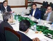 لاہور: وزیر اعلیٰ عثمان بزدار پنجاب ہیومن آرگن ٹرانسپلانٹ اتھارٹی ..
