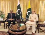 اسلام آباد: آزاد کشمری قانون ساز اسمبلی میں قائد حزب اختلاف چوہدری ..