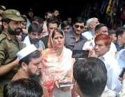 راولپنڈی: اے سی سٹی تاجروں سے مذاکرتا کر رہی ہیں۔