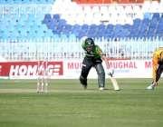راولپنڈی: پاکستان کپ2019کے موقع پر وفاقی ایریا اور خیبر پختونخوا کی ٹیموں ..