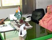 مظفرآباد: صدر پیپلز پارٹی آزادکشمیر چودھری لطیف اکبر سے صدر خواتین ..