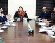 لاہور : صوبائی وزیر صحت ڈاکٹریاسمین راشد محکمہ سپیشلائزڈ ہیلتھ کیئر ..