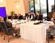 اسلام آباد، وزیراعظم عمران خان کورونا وائرس کی صورتحال پر اعلی سطحی ..