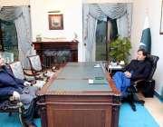 اسلام آباد: وزیر اعظم خیبرپختونخوا محمود خان نے وزیر اعظم عمران خان ..