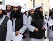 کابل، افغان حکومت نے جمعرات کو مزید 100طالبان قیدی رہا کر دیئے، رہا ہونے ..