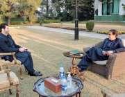اسلام آباد، وزیراعظم عمران خان سے ہائیر پاکستان کے سی ای او اور پشاور ..