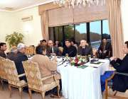 اسلام آباد: وزیر اعظم عمران خان کامرس ڈویژن کی کارکردگی کا جائزہ لینے ..