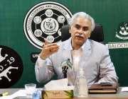 اسلام آباد: وزیر اعظم کے معاون خصوصی برائے صحت ڈاکٹر ظفر مرزا کو کوواڈ ..